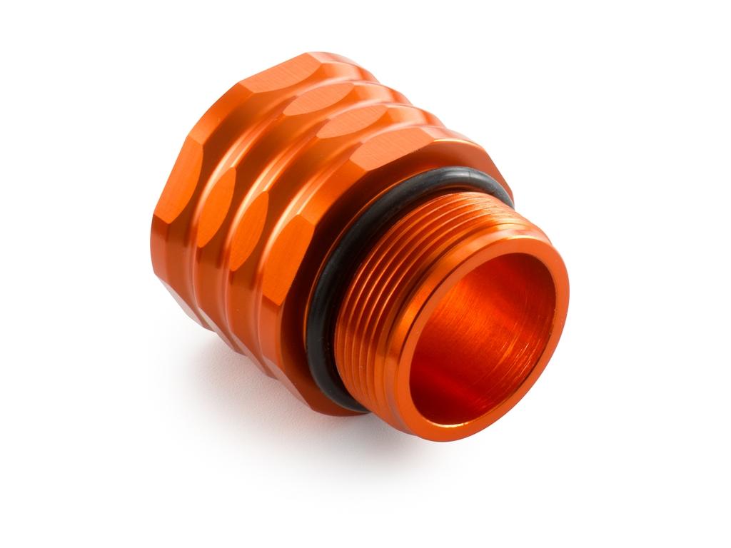 Fußbremszylinder-Vergrößerung